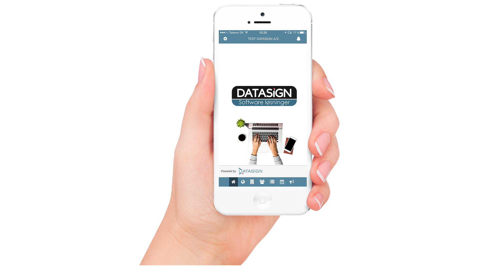 datasign mobile app