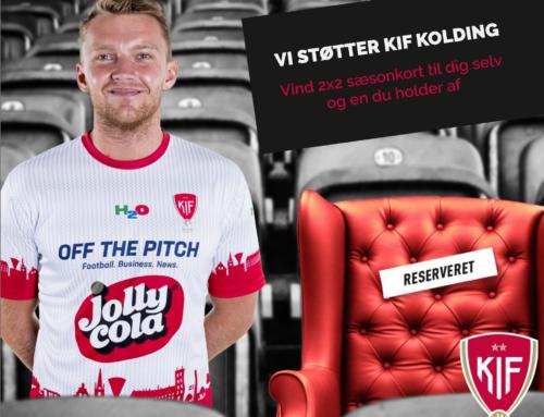 Datasign konkurrence – vind KIF sæson kort!